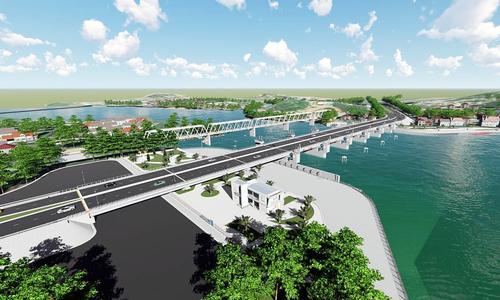Anti-salt intrusion dam to guarantee freshwater for Nha Trang