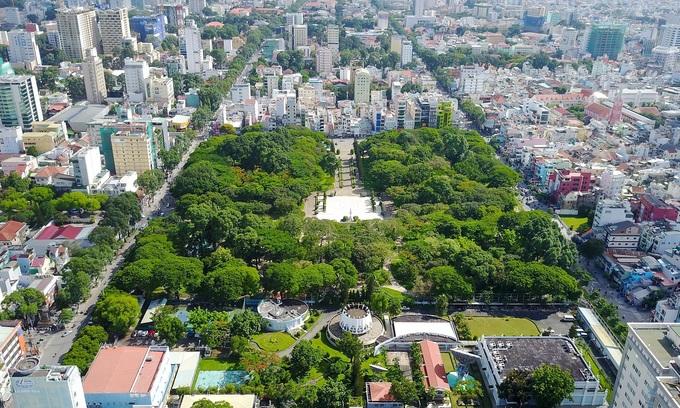 US allocates $1.45 mln toward HCMC's smart city development