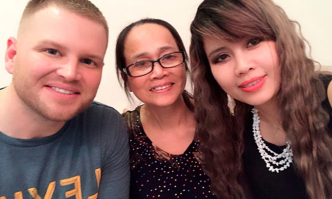 Vietnamese mothers embrace foreign in-laws