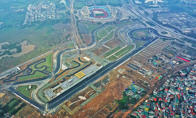 F1 cancels Hanoi 2020 schedule