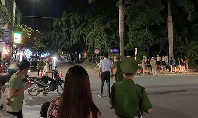 Suspect arrested in shooting death in northern Vietnam