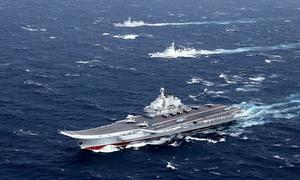 US criticizes Chinese ballistic missile launches in East Sea