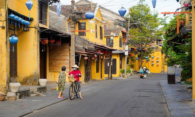 Quang Nam ends social distancing after nine-day clean streak