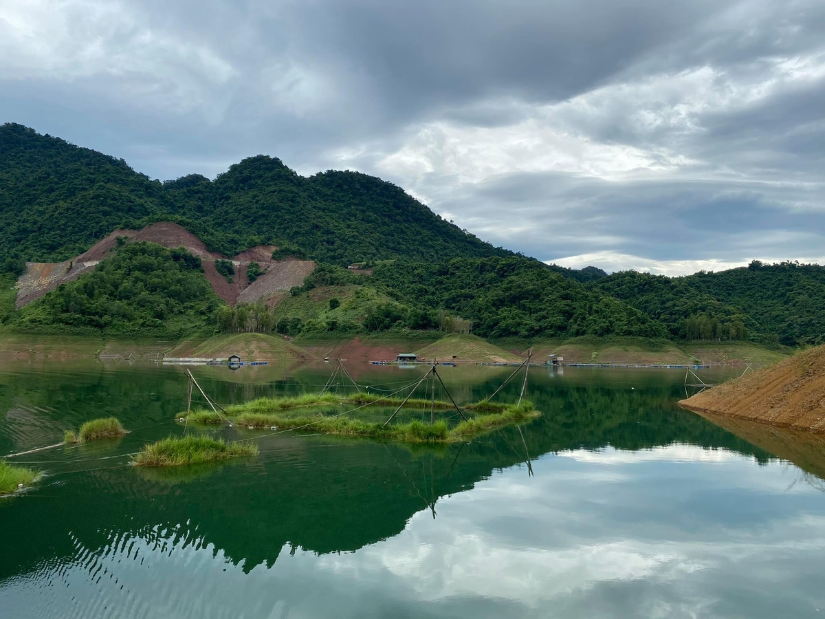Northern Vietnam reservoir packs attractions aplenty for weekend picnics