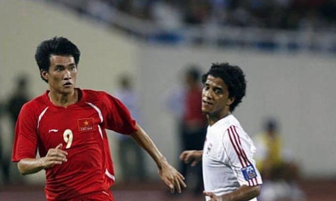 Legendary Vietnamese striker's stunner in top 8 of Asian Cup greatest goals