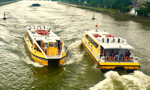 HCMC seeks $906 mln to boost inland waterway traffic