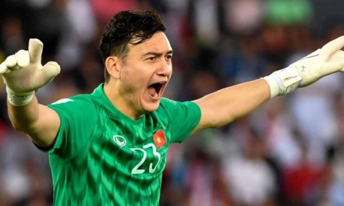 Goalkeeper sets the bar high for Vietnam