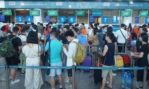 Da Nang returns to normal passenger transportation