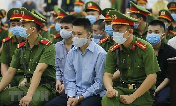 Trial begins over deaths of policemen in Hanoi's Dong Tam Commune