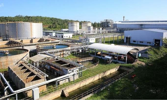 Refinery operator Binh Son posts $184 mln loss