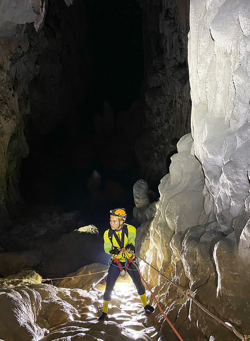 Four days in the worlds largest cave
