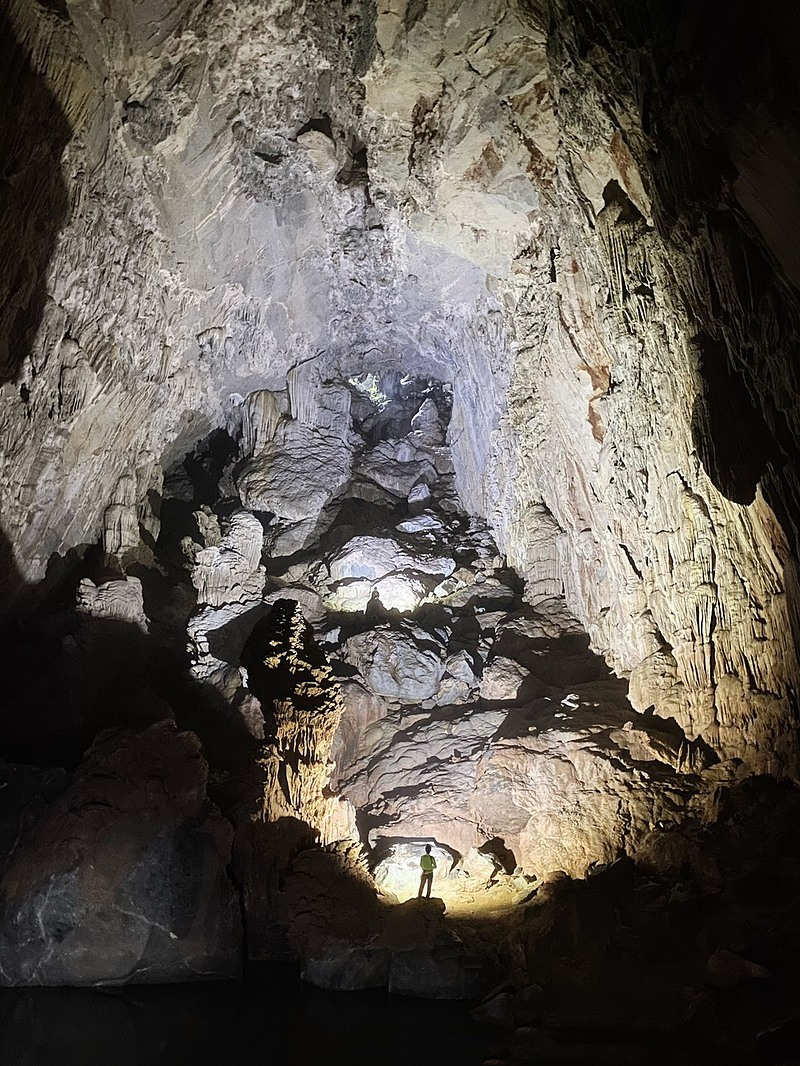 Four days in the worlds largest cave - 2