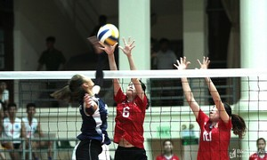 Volleyball season to see renewed action next month