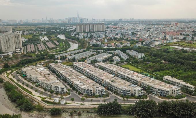 Middle class buyers drive Vietnam's housing market