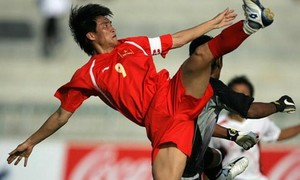 Vietnamese striker's beauty voted among top four greatest Asian Cup goals