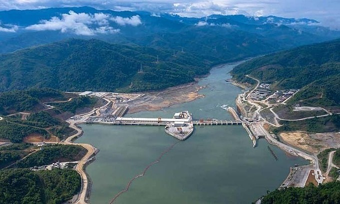 Germany supplies equipment to monitor Mekong River dam impacts
