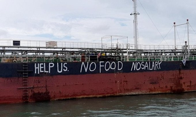 13 Vietnamese sailors stranded in Malaysia return home
