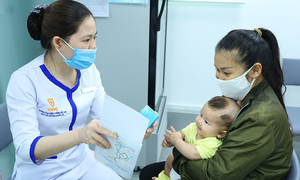 Fourth child dies of diphtheria in Vietnam