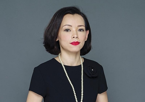 [Caption]Chairwoman of FPT Retail Nguyen Bach Diep. Photo acquired by VnExpress.