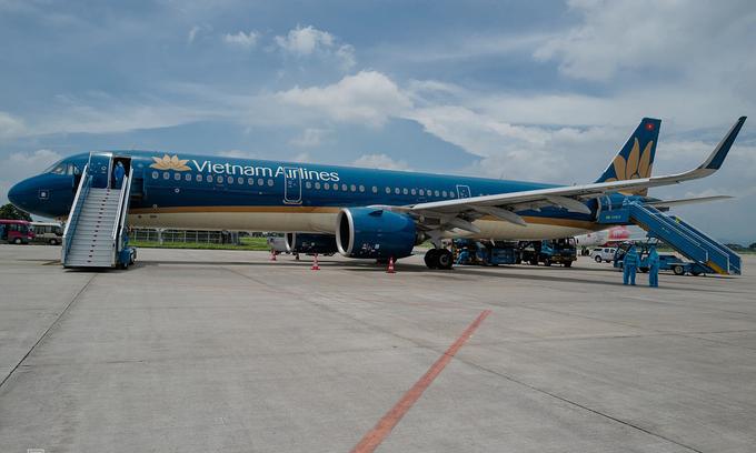 Storm Noul shuts down central Vietnam airports