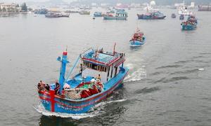 Vietnam ups evacuation plan as Storm Noul strengthens