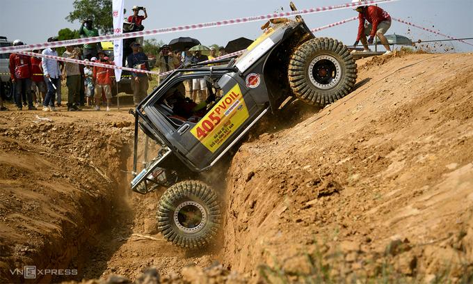 Vietnam off-road racing gears up for new season
