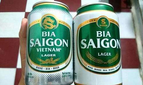 Police investigate Saigon Beer copycat