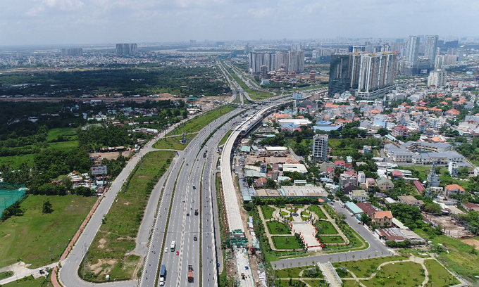 HCMC metro work gives massive boost to nearby house prices