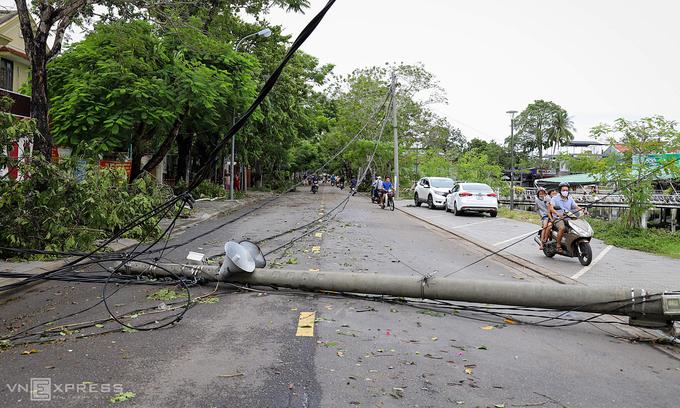 Storm Noul kills 6 in central Vietnam