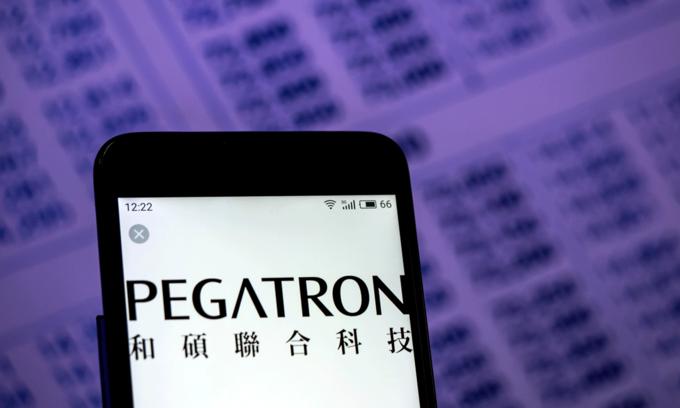 Apple supplier Pegatron to invest $1 bln in Vietnam