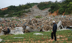 Province to spend $2 mln to close largest landfill in Da Lat