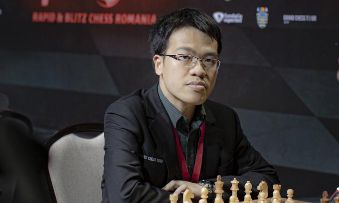 Liem beats chess world cup winner at online tournament, enters last eight
