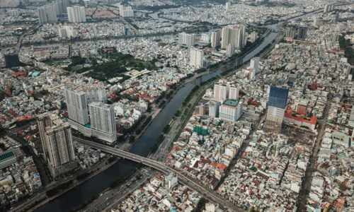 Apartments for less than $50,000? Not in HCMC