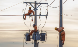 National power utility faces financial crunch