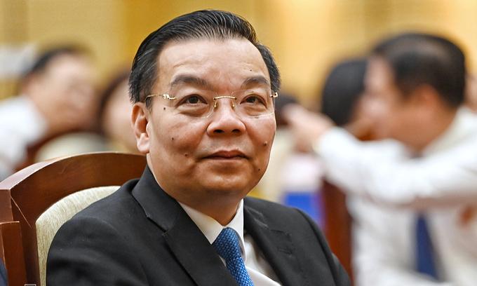 Minister-technocrat takes over as Hanoi chairman after predecessor's dismissal