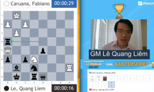 Vietnamese GM defeats world number 2 in online chess tournament