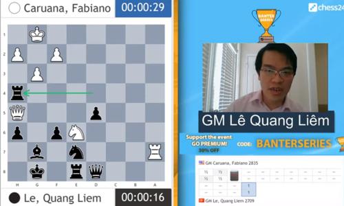 Vietnamese GM defeats world number 2 in online chess tournament