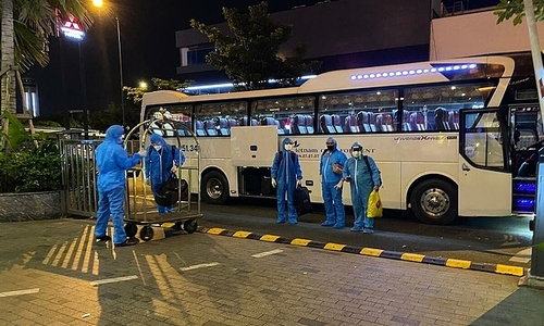 Foreigners entering HCMC for short visits strictly screened