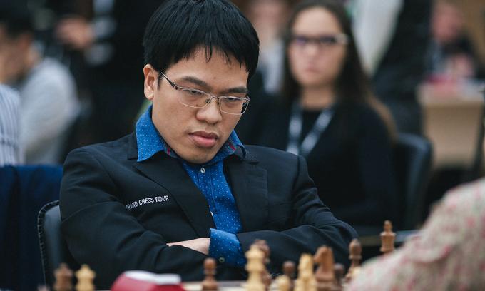 Vietnamese chess ace exits Banter Series, qualifies for next big tournament
