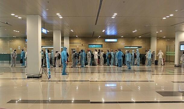 Russian expert confirmed as new Covid-19 patient in Vietnam