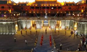 Colors of Hue Imperial Citadel help video win tourism competition