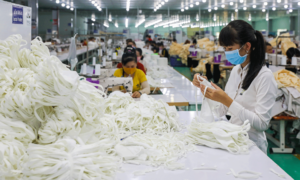 Vietnam increases GDP growth target to 3 pct