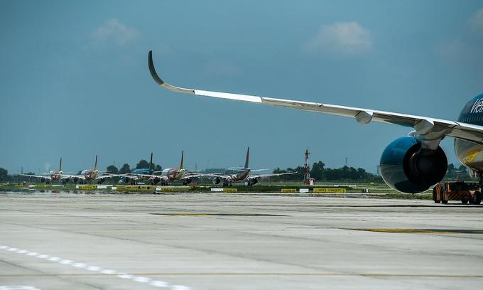 Aviation authority proposes shortening Noi Bai airport closure time