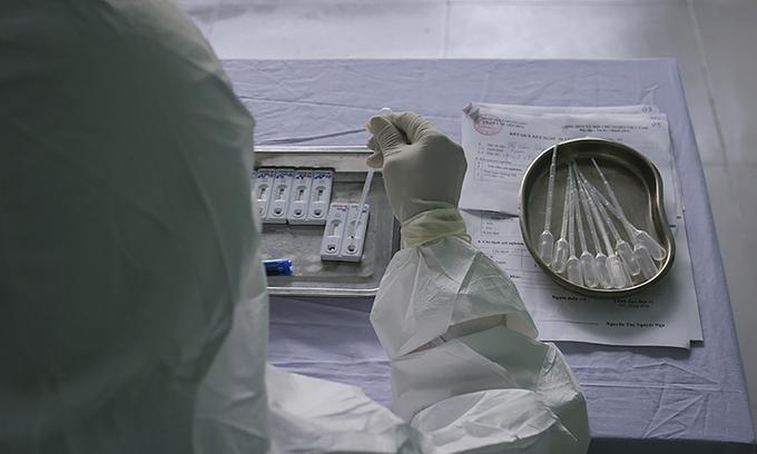 French expert Vietnam's new coronavirus case