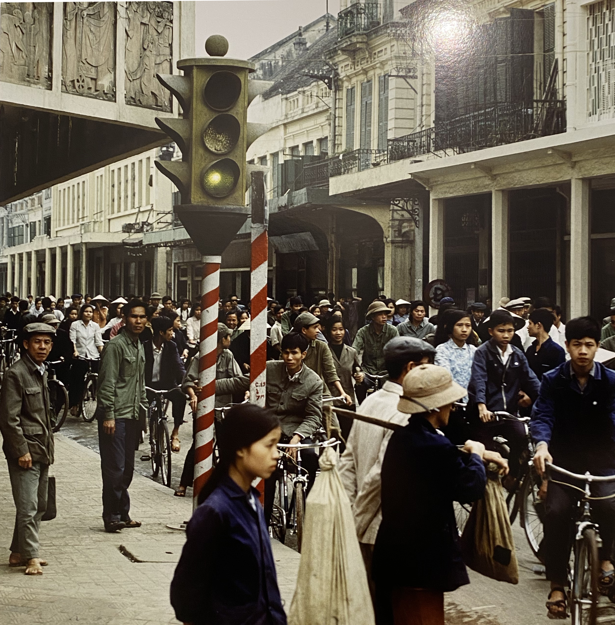War and peace in Hanoi - a German lensman's perspective