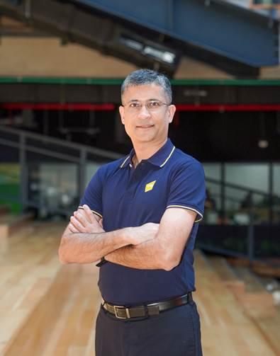 Newly-appointed VP of HR Abhishek Mathur