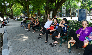 Hanoi eyes $8,500 average income by 2025