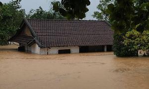 Prolonged rains cause flooding across central Vietnam