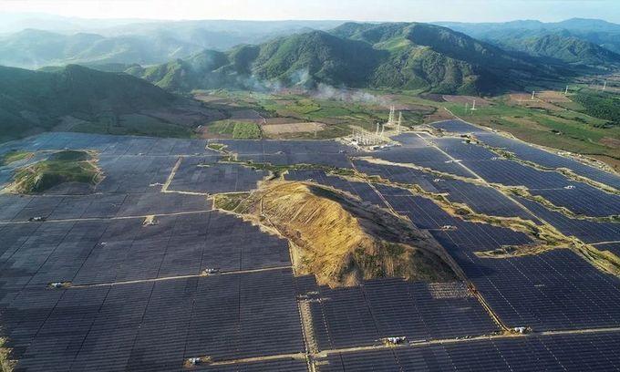 ADB backs $186 mln solar power plant in central Vietnam