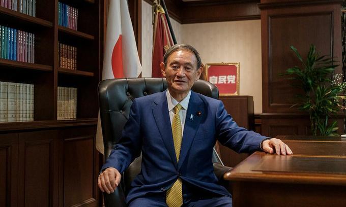 Japan PM confirms Vietnam among first overseas destinations